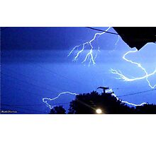 Lightning 2012 Collection 327 Photographic Print