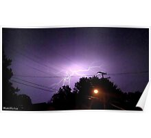 Lightning 2012 Collection 331 Poster