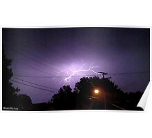 Lightning 2012 Collection 333 Poster