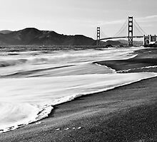 Golden Gate by Curtis Budden