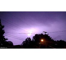 Lightning 2012 Collection 335 Photographic Print