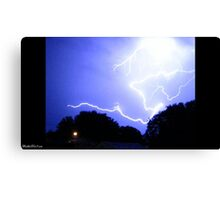 Lightning 2012 Collection 339 Canvas Print