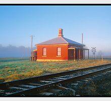 Gatekeeper's Cottage, Arding NSW by Chris Munn