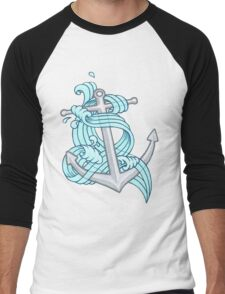 Ocean Wave Anchor T-Shirt