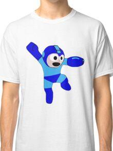 Megaman Retro 8-Bit Geek Smoothed Sticker Nerd Classic T-Shirt