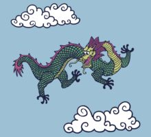 Chinese Dragon by dukepope