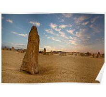 Pinnacles, Cervantes Poster