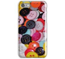 Button, Button, Who Has the Button? [iPhone - iPod Case/Skin] iPhone Case/Skin