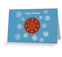 Happy Holidays:) Greeting Card