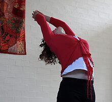 Yoga Studio Photo Shoot by Emma  Wertheim