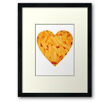 Kraft Dinner Framed Print