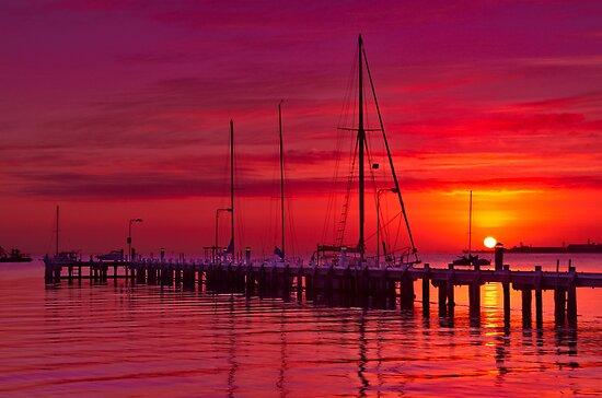 """Nautical Dawn"" by Phil Thomson IPA"