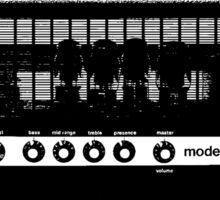 Sunn Model T Amp Head Sticker