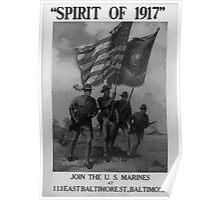 Spirit of 1917 002 Poster