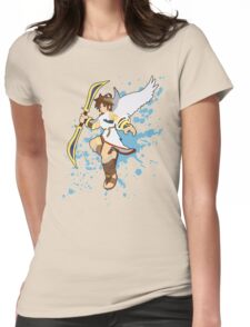 Pit - Super Smash Bros Womens Fitted T-Shirt