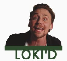 LOKI'D (Colour) by Jeanette 'Jet'  Treacy