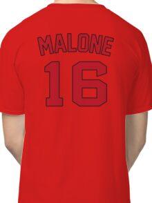 malone no 16 Classic T-Shirt