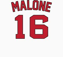malone no 16 Men's Baseball ¾ T-Shirt
