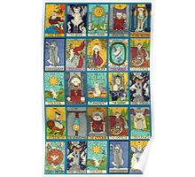 Tarot Deck Poster