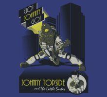Rock Daddy -encore- by monochromefrog