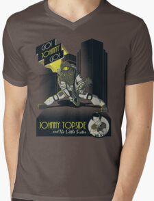 Rock Daddy -encore- Mens V-Neck T-Shirt