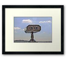 wall-E  Framed Print