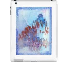 Blue Mountain Landscape iPad Case/Skin