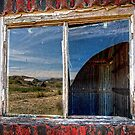 Landscape Reflected by hebrideslight