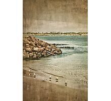 seashore Photographic Print