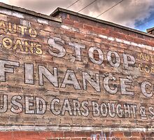 Stoop Finance by Dale Lockwood