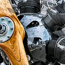 Portrait of a Radial Engine by Bryan Peterson
