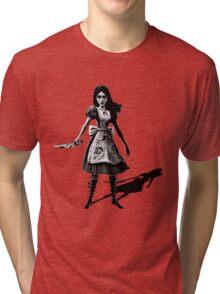 Alice Madness Returns Tri-blend T-Shirt