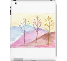 Childhood Trees iPad Case/Skin