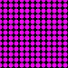 Hot Pink Squares by haymelter