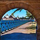 Opera Arch by Liz Percival