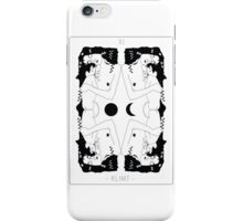 Klimt Tarot Card iPhone Case/Skin