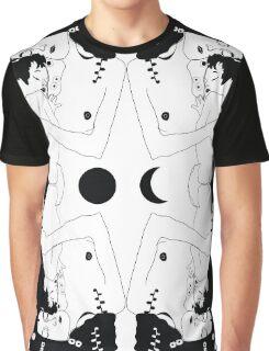 Klimt Tarot Card Graphic T-Shirt