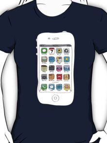 Phone illustration T-Shirt