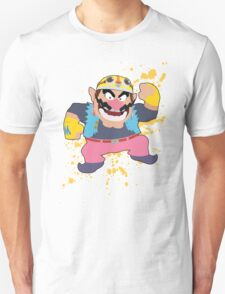 Wario - Super Smash Bros Unisex T-Shirt
