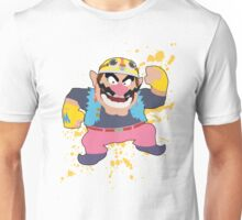 Wario - Super Smash Bros Unisex T-Shirt