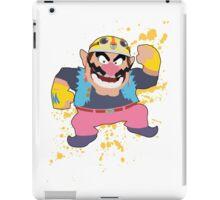 Wario - Super Smash Bros iPad Case/Skin