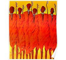 Massaïs  Poster