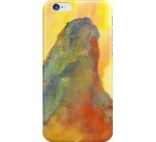 Fantasy Orange Landscape  iPhone Case/Skin