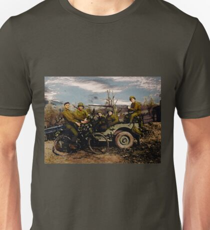 Woody's Jeep Crew Unisex T-Shirt