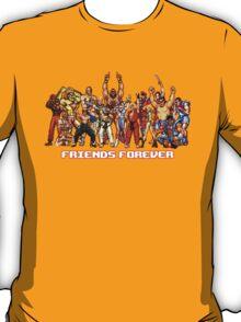 Street Fighting Friends T-Shirt