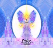 444 Crystal Angel  by Barbaka