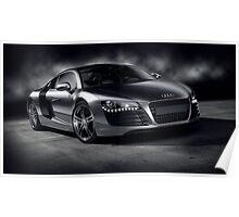 Audi R8 Poster