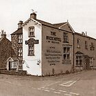 The Buck Hotel, Reeth, Swaledale by Brian Hargreaves