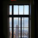 NYC: EXIT by Nina Papiorek