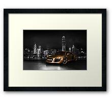R8 Framed Print